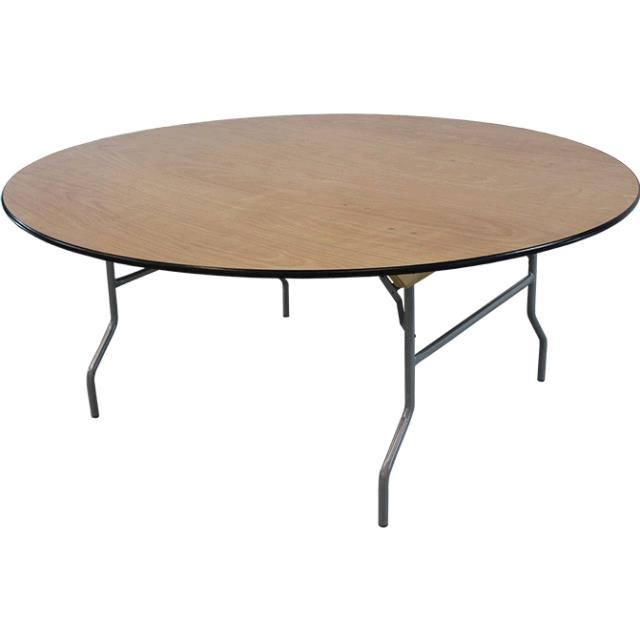 Where to find TABLE, 66 ROUND WOOD in Tulsa