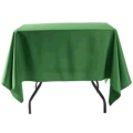 Rental store for TABLECLOTH, 54  X  54  MOSS in Tulsa OK