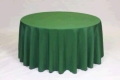 Rental store for TABLECLOTH, 90 X 156 MOSS GREEN in Tulsa OK