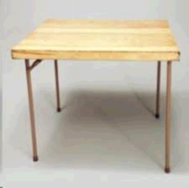 Where to find TABLE, CARD WOOD in Tulsa