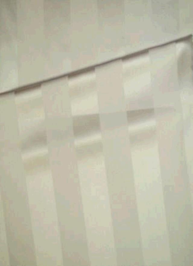 Where to find TABLECLOTH, 90 X 132 IVORY POLY STRIPE in Tulsa