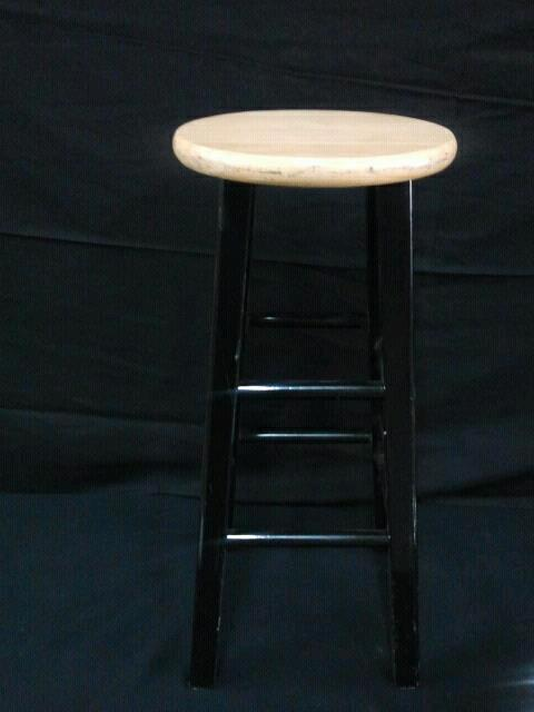 Where to find BAR STOOL BLACK in Tulsa