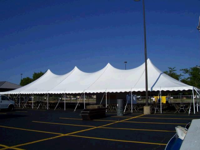 Where to find TENT, 40 X120 WHITE POLE in Tulsa