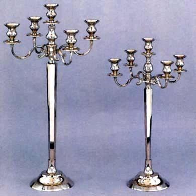 Where to find CANDLEABRA, 5LT.38 TALL in Tulsa