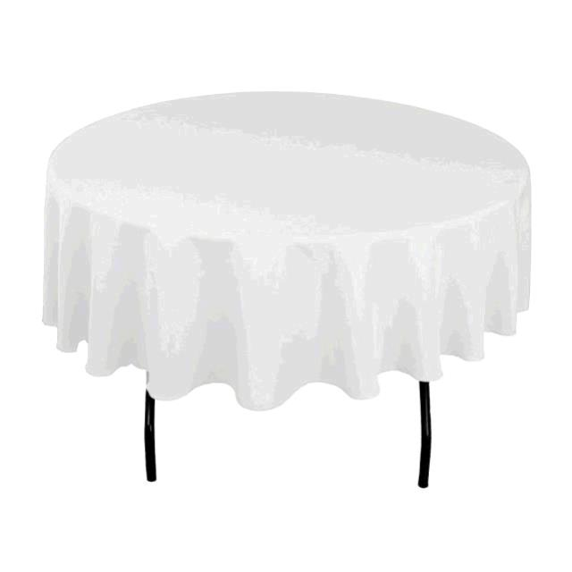 Where to find TABLECLOTH, 78 X 78 WHITE in Tulsa