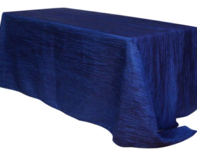 Where to find TABLECLOTH, 90 X 132 ROYAL CRINKLE in Tulsa