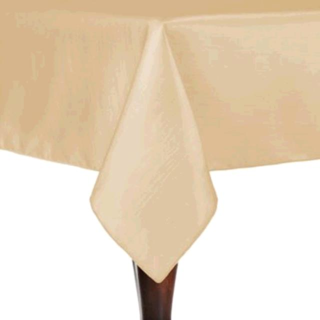 Where to find TABLECLOTH, 60 X 120 CAMEL in Tulsa