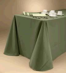 Where to find TABLECLOTH, 60 X 120 DARK OLIVE in Tulsa