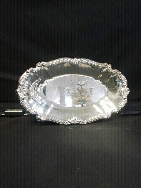 Where to find TRAY, 8  X 13  OVAL SILVER in Tulsa