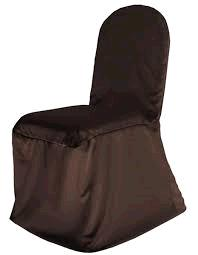 Where to find CHAIRCOVER, BROWN POLYESTER FOLDING in Tulsa