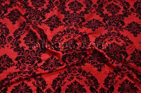 Where to find CHAIR TIE, RED TAFFETA in Tulsa