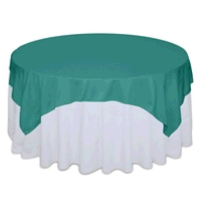Where to find TABLECLOTH, 72 X 72 JADE in Tulsa