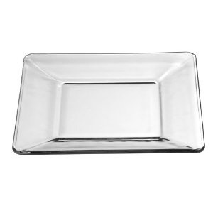 Where to find PLATE, 8 CLEAR GLASS SQUARE in Tulsa