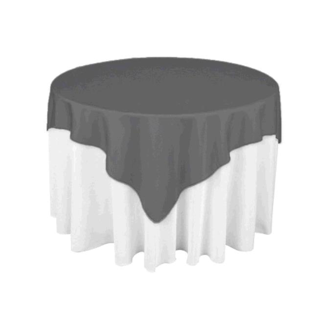 Where to find TABLECLOTH, 72 X 72 CHARCOAL in Tulsa