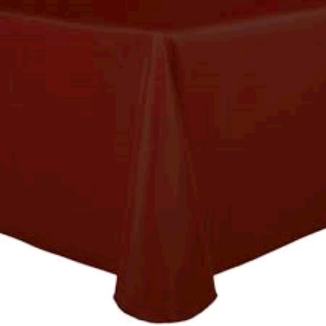 Where to find TABLECLOTH, 78 X 78 TERRACOTTA in Tulsa