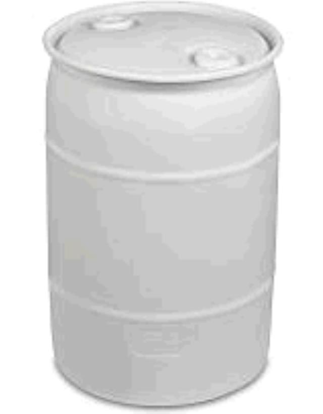 Where to find PLASTIC WATER DRUM 15 GAL in Tulsa
