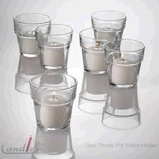 Where to find VOTIVE CUP, GLASS POT in Tulsa