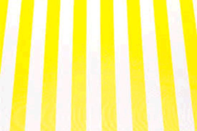 Where to find TABLECLOTH, 85 X 85 YELLOW STRIPE in Tulsa