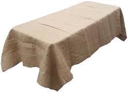 Where to find TABLECLOTH, 90 X 132 BURLAP in Tulsa