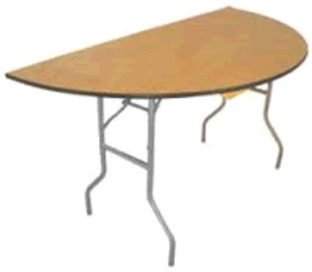 Where to find TABLE, HALF 60  ROUND in Tulsa