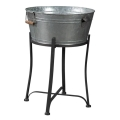 Rental store for COOLER, 9.25 GAL PARTY BUCKET W STAND in Tulsa OK