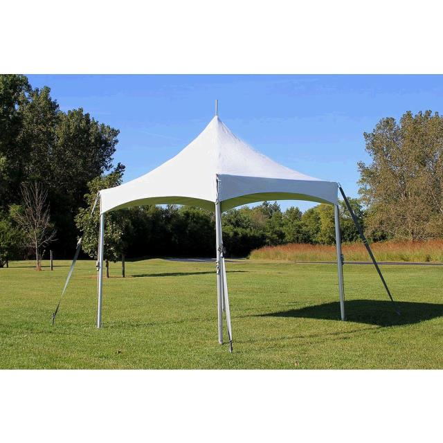 Where to find TENT, 10 X10  WHITE HIGH PEAK FRAME in Tulsa