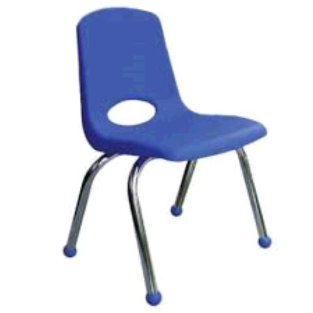 Where to find CHAIR, CHILD LIGHT BLUE in Tulsa
