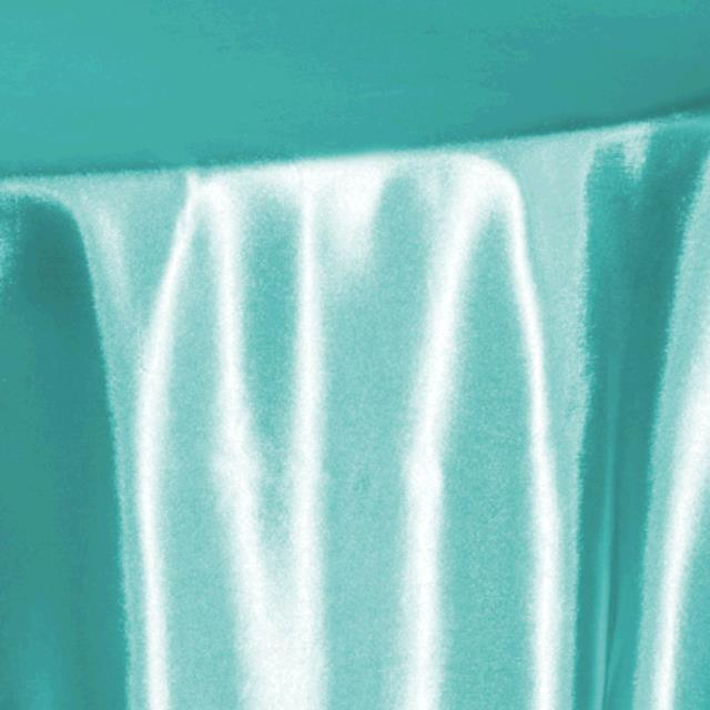 Where to find TABLECLOTH, 90 X 132 TEAL SATIN in Tulsa