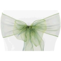 Rental store for CHAIRTIE DARK OLIVE ORGANZA in Tulsa OK