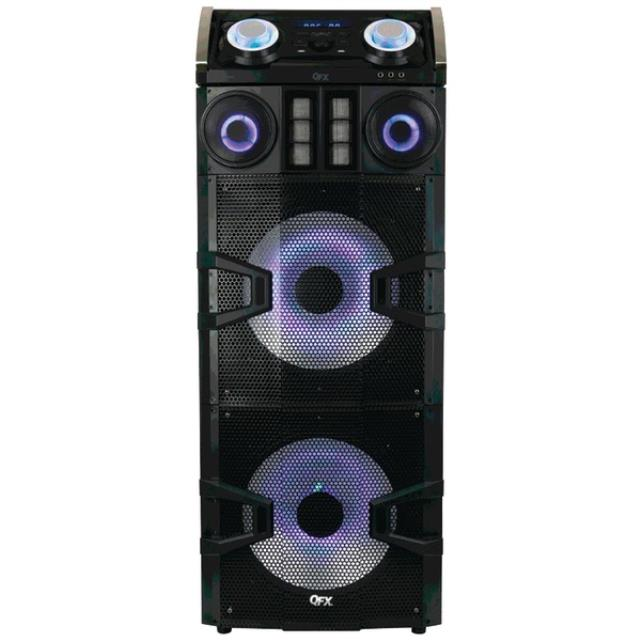 Where to find PA, QFX SBX881, BASS THUMPER W  BT in Tulsa
