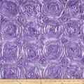 Rental store for TABLECLOTH, 90 X 132 LILAC ROSETTE in Tulsa OK
