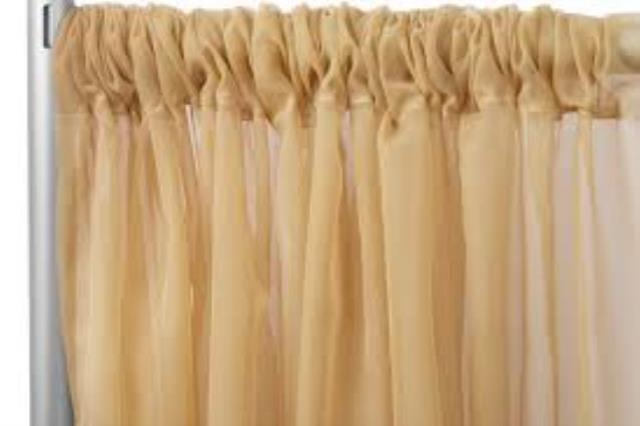 Where to find DRAPE, CHAMPAGNE VOILE 118 X 120 in Tulsa