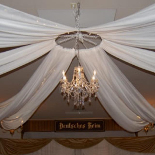 Where to find CEILING DRAPING, 21  6-PANEL SHEER WHITE in Tulsa