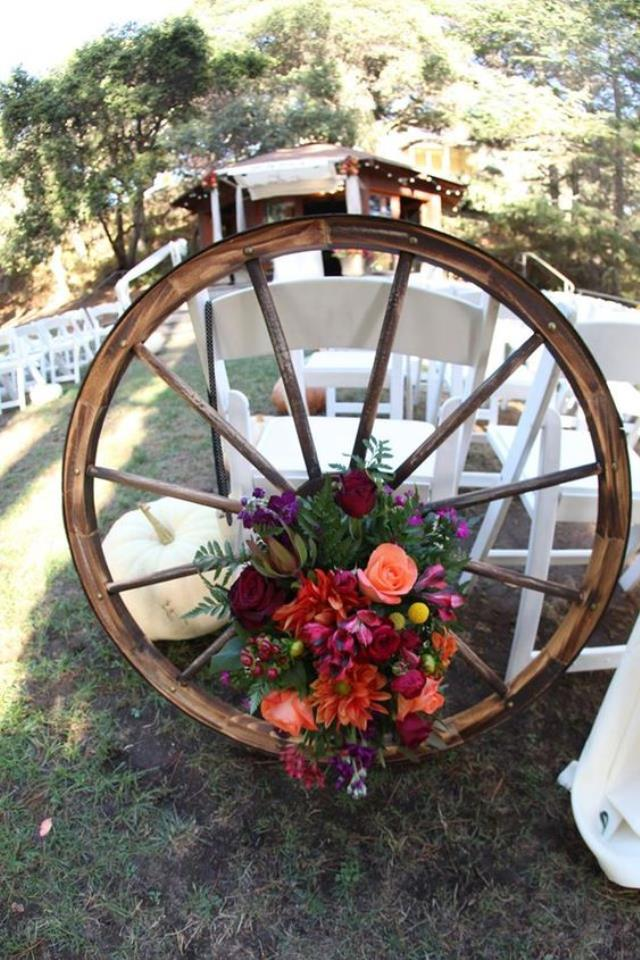 Where to find WAGON WHEEL, 36  WOODEN WHEEL in Tulsa