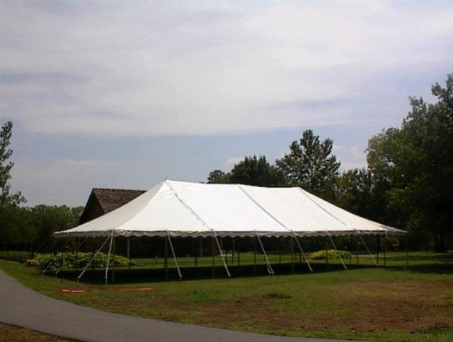 Where to find TENT, 30 X90  WHITE POLE TENT in Tulsa
