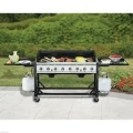 Rental store for GRILL, 6  8-BURNER PROPANE GAS GRILL in Tulsa OK
