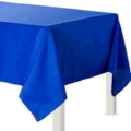 Rental store for TABLECLOTH, 70 X70  ROYALBLUE in Tulsa OK