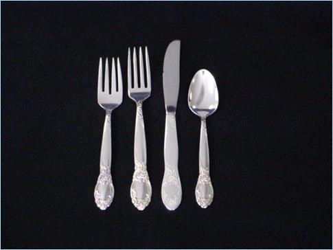 Where to find FLATWARE, SILV TEASPOON in Tulsa